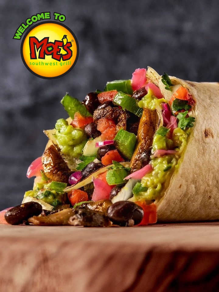 Moe's Southwest Grill Dairy-Free Menu Items and other Allergen and Special Diet Information