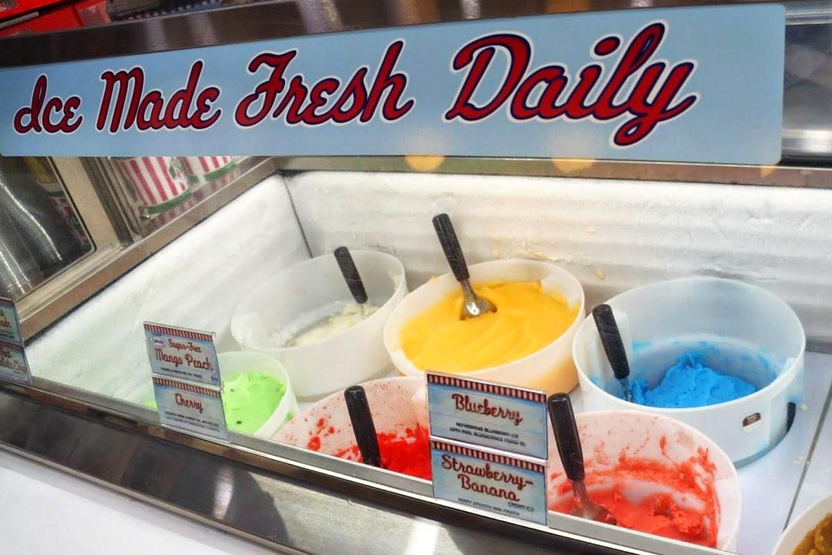 Dairy-Free Guide to Rita's Italian Ice