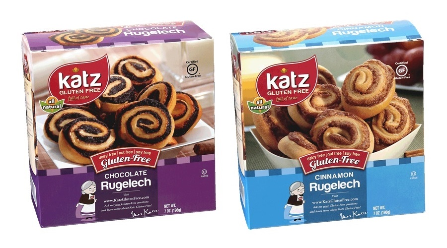 Katz Gluten Free Rugelach (Review) - Dairy-free, Kosher Parve and available nationwide
