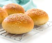 Homemade Wheat Hamburger Buns that Are Ready in Just 40 Minutes!
