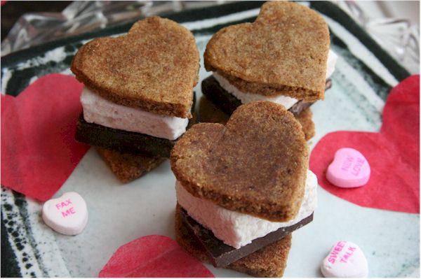 Enjoy Life Foods Valentine's Day S'mores