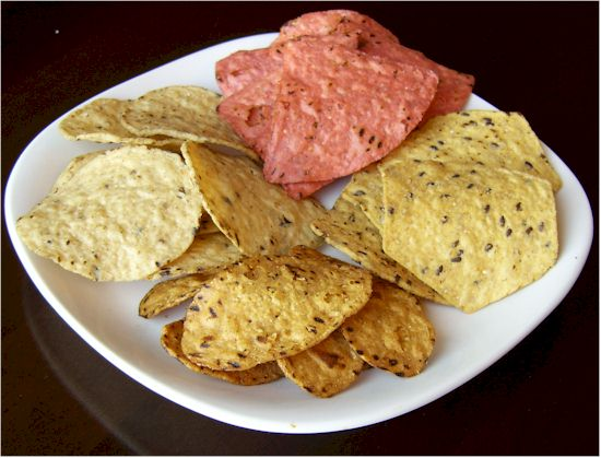 Foods Should Taste Good Tortilla Chips