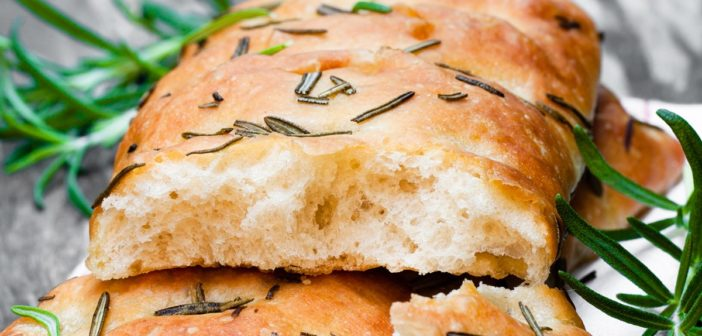 Vegan Focaccia Bread Recipe Dairy Free Soy Free And Versatile