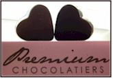 Premium Chocolatiers Chocolate Hearts