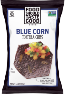 Food Should Taste Good Tortilla Chips Reviews and Info (Dairy-Free and Vegan Flavors) - all Gluten-Free, Non-GMO, and Natural