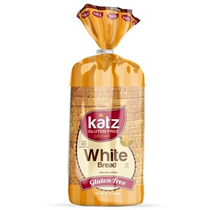Katz Gluten Free Bread Loaves Reviews and Info - also Dairy-Free and Nut-Free