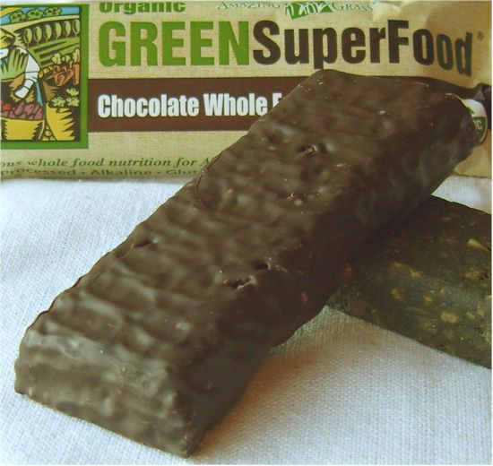 Amazing Grass GreenSuperfood Energy Bars