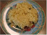 Basic Dairy-Free Risotto