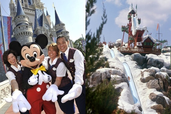Disney World with Celiac and Food Allergies