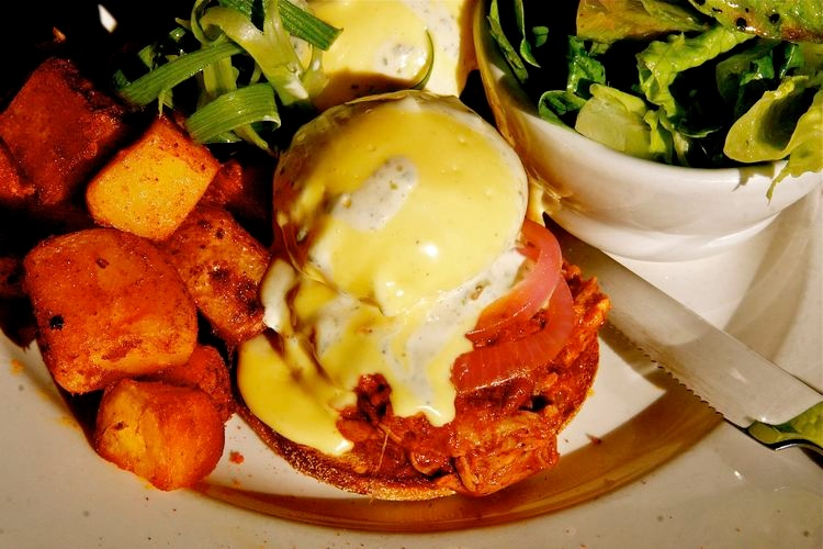 Lady Marmalade in Toronto, ON caters to gluten-free, dairy-free and vegan on request