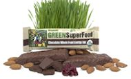 Green Superfood Bars