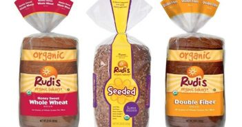 Rudi's Organic Bakery Breads - Wholesome Dairy-Free Varieties