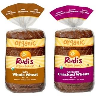 Rudi's Organic Bakery - Wheat Breads