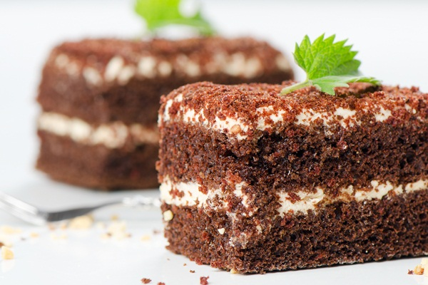 Dairy-Free Chocolate Cake