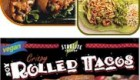 StarLight Cuisine Crispy Rolled Tacos – Chicken Style