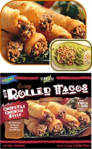 Crispy Rolled Tacos
