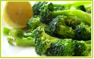 Sauteed Lemon-Garlic Broccoli