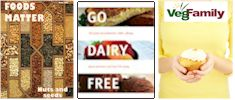 Go Dairy Free in the Media