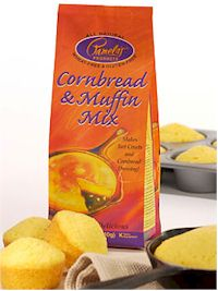 Pamela's Gluten-Free Cornbread & Muffin Mix