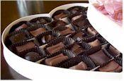 Premium Chocolatier's Heart Box for Mom