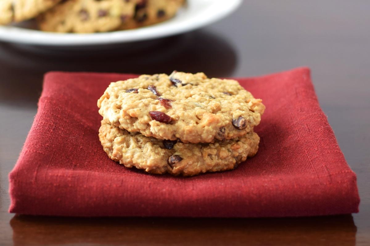 The Best Nut-Free Vegan Chocolate Chip Cookies Recipe