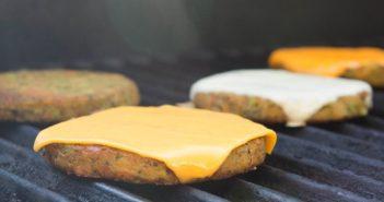 Go Veggie Vegan Cheese Singles - Dairy-free cheese alternative (be sure to pick the vegan one!)