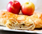 Apple Rhubarb Turnovers for Quick Dairy-Free Breakfast Pastries