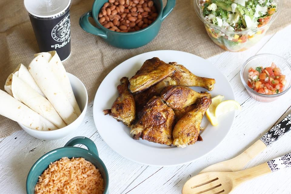 El Pollo Loco  - Dairy-Free Menu Items and Allergen Notes