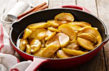 Rustic Cinnamon Apple Sauté Recipe for Dairy-Free Breakfast or Dessert (gluten-free, allergy-friendly, optionally vegan)