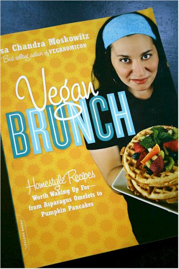 Vegan Brunch by Isa Moskowitz