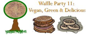 Vegan Waffle Party