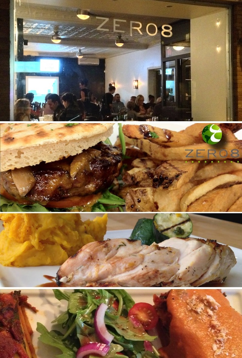 Zero8 in Montreal, QC (Canada) reopened their doors in a new location in 2015. A gluten-free steakhouse free of the top 8 priority allergens!