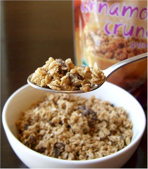 Enjoy Life Foods Cinnamon Crunch Granola