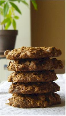Hearty Oat Chocolate Chippers from Cookies for Everyone