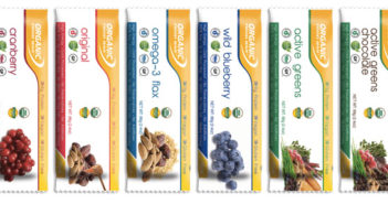 Organic Food Bar - available in 10 dairy-free vegan flavors! All made from wholesome organic ingredients