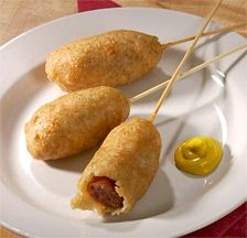 Gluten-Free Mini Corn Dogs