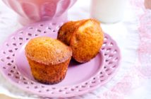 Fresh Pineapple Muffins Recipe - made with fresh pineapple, not canned! A naturally dairy-free, nut-free, soy-free recipe.