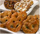 Gluten-Free Baked Pretzel Twists