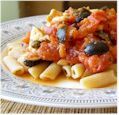 Alisa's Slightly Spicy Puttanesca