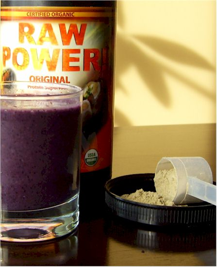 Raw Power Protein Supplement