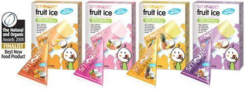 Smooze Creamy Fruit Ice