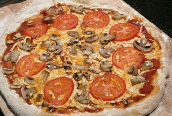 Vegan Soy Cheese Pizza - Review and Comparison of Dairy-Free Cheese Alternatives