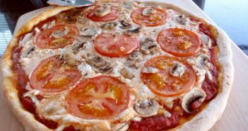 Teese Vegan Soy Cheese Alternative Pizza