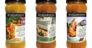 World Foods Stir Fry Sauces - natural, vegan, gluten-free and sold world-wide