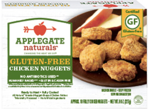 Applegate Farms Gluten-free Chicken Nuggets (review)
