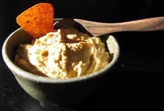 Cashew Chipotle Raw Vegan Cheese Alternative Recipe