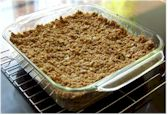 Dairy-Free and Vegan Crumbly Apple Crisp