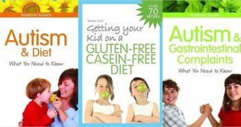 Review of Three Books on the Autism Diet - Gluten-free, Casein-free Diet