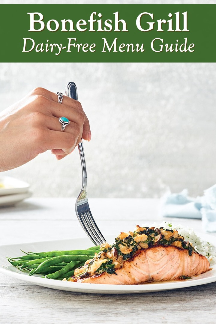 Bonefish Grill Dairy-Free Menu Guide