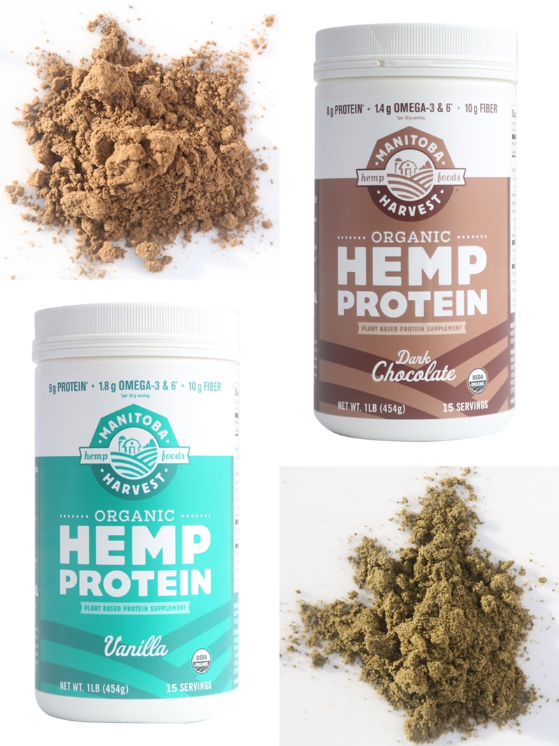 Manitoba Harvest Hemp Protein Powders Review Go Dairy Free